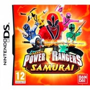 Power Rangers Samurai Game DS