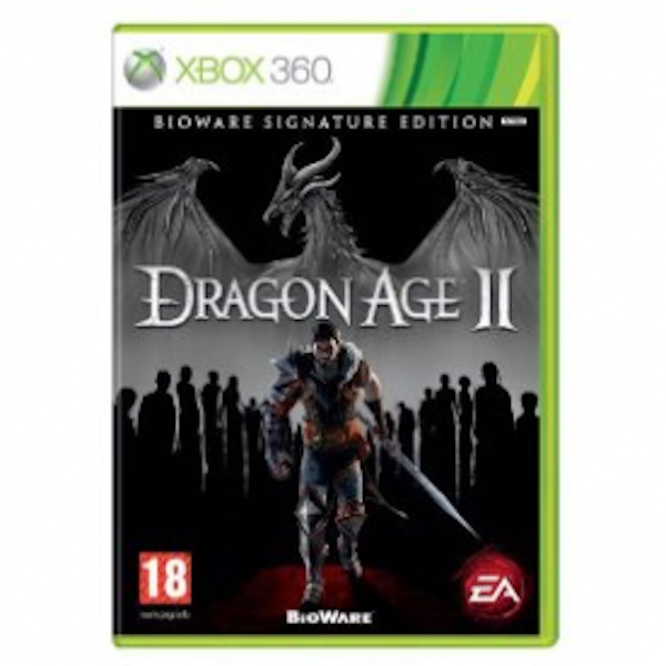 Dragon Age II 2 Signature Edition Game Xbox 360