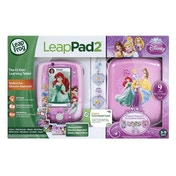 Leapfrog Leap Pad 2 Disney Princess Enchanted Bundle Inc £15 Digital Card