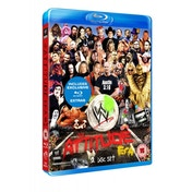 WWE The Attitude Era Blu-ray