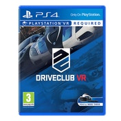 Drive Club VR Game PS4 (PSVR Required)