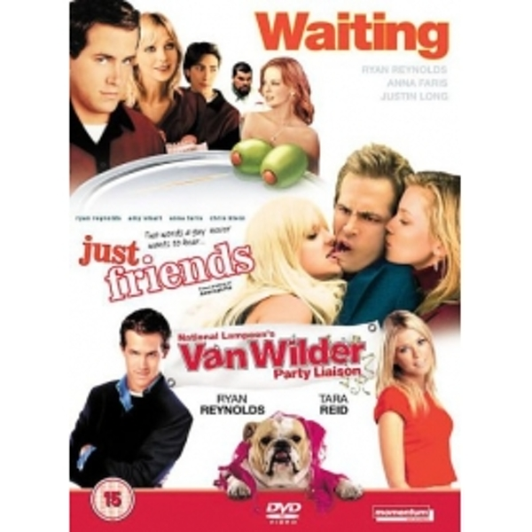 Waiting/Just Friends/Van Wilder - Party Liaison DVD