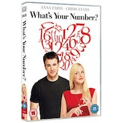 What's Your Number? DVD
