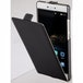 Huawei P8 Smart Flap Case (Black) - Image 2