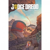 Judge Dredd  Blessed Earth: Volume 1