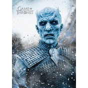 Game Of Thones - The Night King Postcard