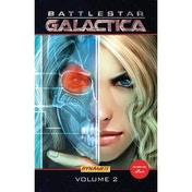 New Battlestar Galactica Volume 2 HC