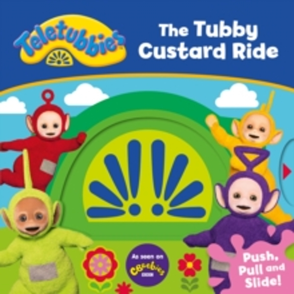 Teletubbies: The Tubby Custard Ride