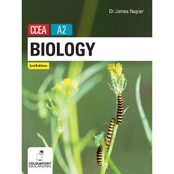 Biology for CCEA A2 Level by James Napier (Paperback, 2017)