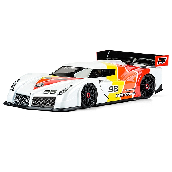 Protoform Hyper-Ss Clear Body Shell Light Weight For 1:8 Gt