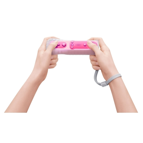 Official Nintendo Wii Remote Plus Control In Pink Wii U - Image 2