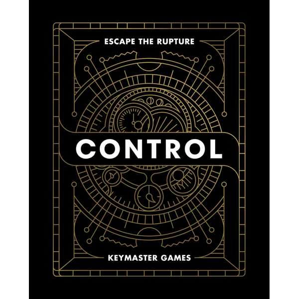 Control 2nd Edition Card Game