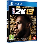 NBA 2K19 20th Anniversary Edition PS4 Game