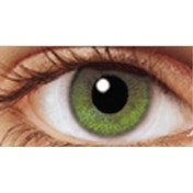 Coral Green 3 Month Coloured Contact Lenses (MesmerEyez Illusionz)