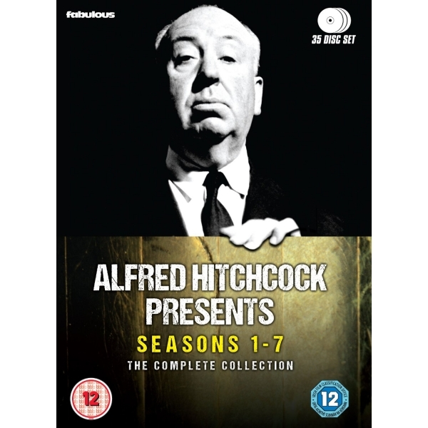 Alfred Hitchcock Presents - Seasons 1-7: The Complete Collection DVD