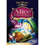 Alice In Wonderland Special Edition DVD