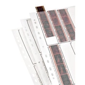 Hama Negative Sleeves, Parchment, 10 Strips of 4 Negatives, 24x36 mm, 25 pcs.