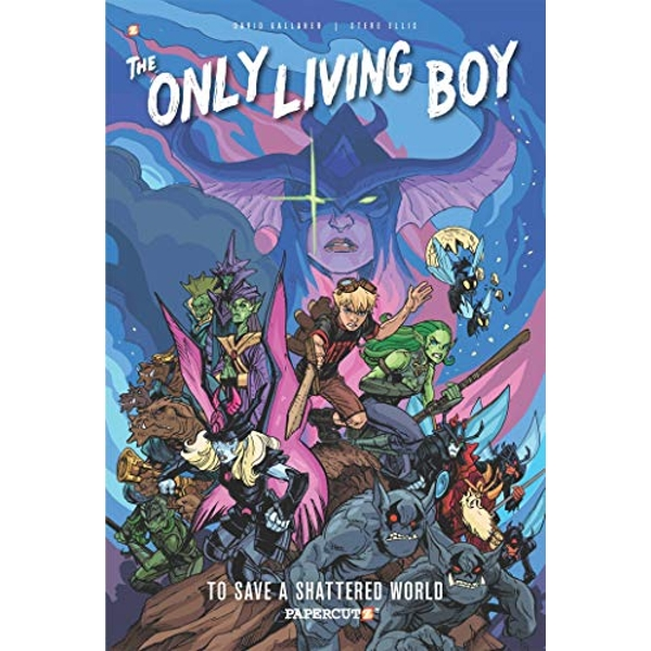 The Only Living Boy Volume 5