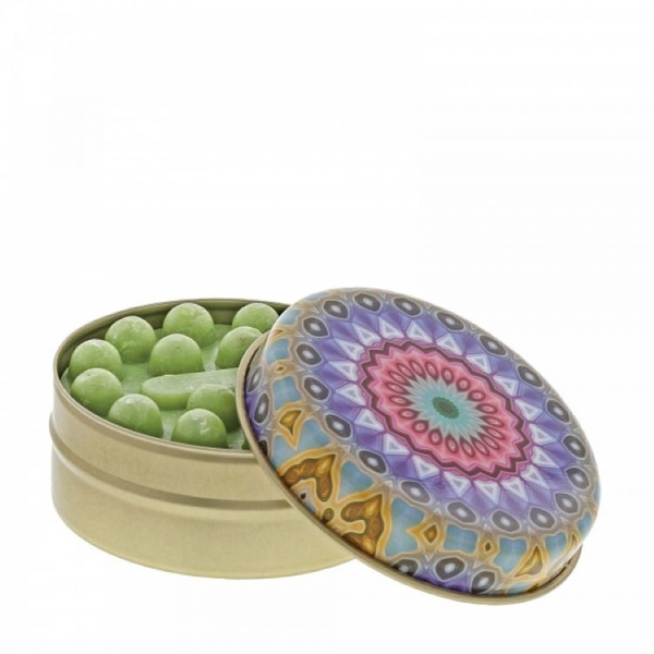Multi Coloured Kaleidoscope with Olive Soap