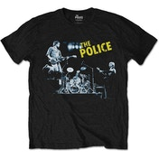 The Police - Live Men's XXX-Large T-Shirt - Black