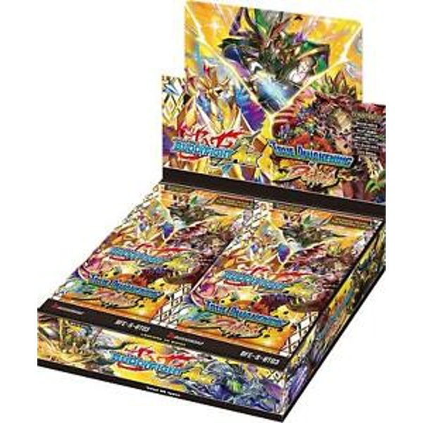 BFE Future Card Buddyfight Ace Booster Pack Vol. 3 True Awakening of Deities (30 Packs)