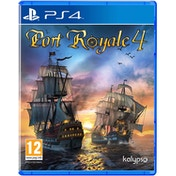 Port Royal 4 PS4 Game