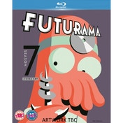Futurama Season 7 Blu-ray