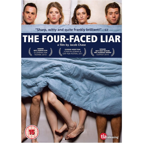 The Four Faced Liar DVD