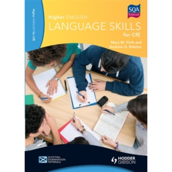 Higher English Language Skills for CfE by Mary M. Firth, Andrew G. Ralston (Paperback, 2015)