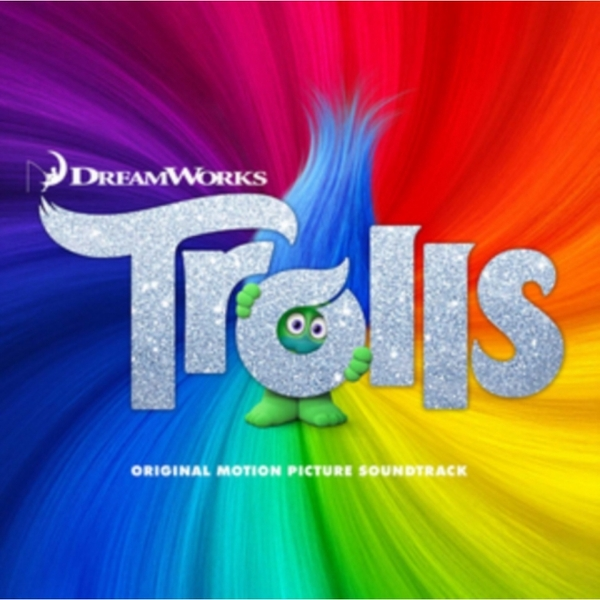 Trolls Soundtrack - Various CD