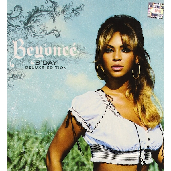 Beyonce - BDay - Deluxe Edition CD & DVD