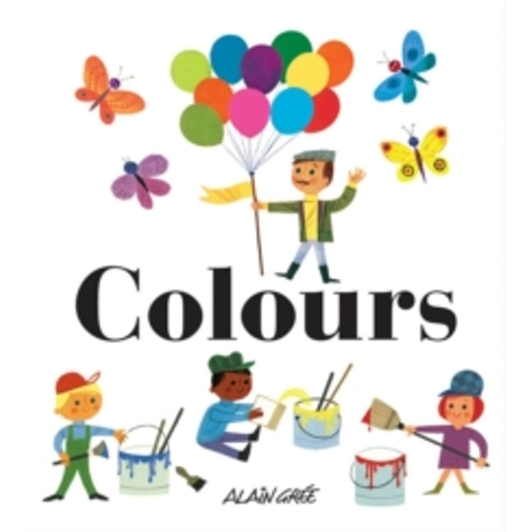 Colours by Alain Gree (Mixed media product, 2015)
