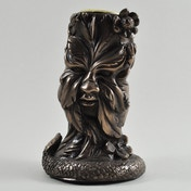 Greenman Candle Holder Ornament 10cm