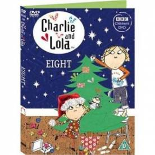 Charlie and Lola - Volume 8 DVD