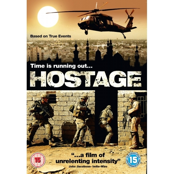 Hostage DVD