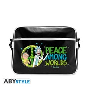 Rick And Morty - Peace Messenger Bag