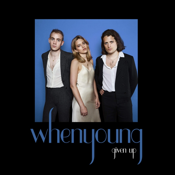 Whenyoung - Given Up EP Blue  Vinyl