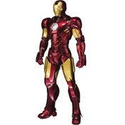 Iron Man Mark IV + Hall Of Armour Set (Marvel) S.H.Figuarts Action Figure