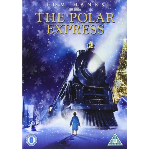 The Polar Express 2004 DVD