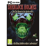 Sherlock Holmes hound of the Baskervilles game PC