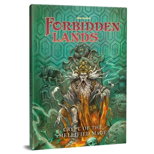 Forbidden Lands RPG - Crypt of the Mellified Mage