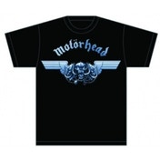 Motorhead TriSkull Mens T Shirt: Small