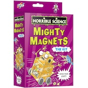 Mighty Magnets Horrible Science Activity Set