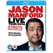 Jason Manford: First World Problems Blu-ray
