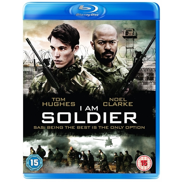 I Am Soldier Blu-ray