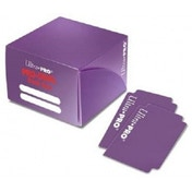 Ultra Pro Purple Pro Dual Deck Box 180 Cards