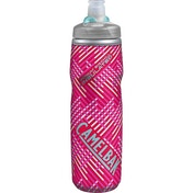 Camelbak Podium Chill Bottle, Pink/Blue - 0.7 Litre