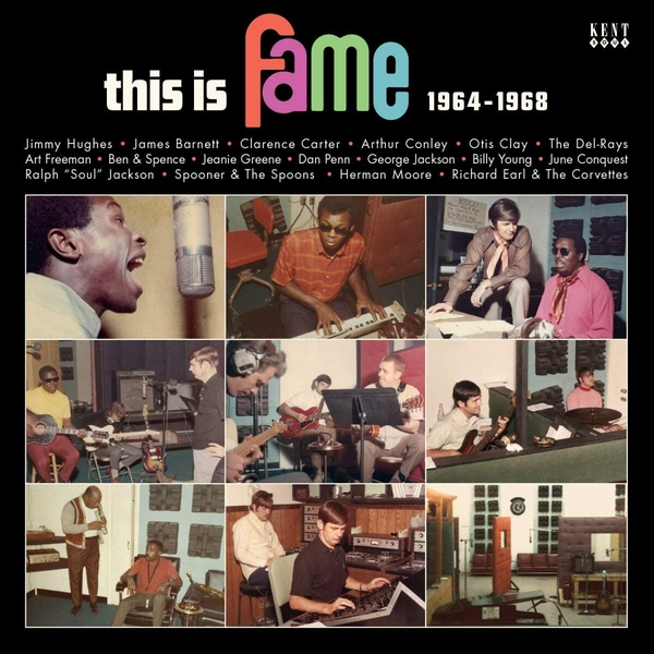 Various – This is Fame 1964 - 1968 Vinyl