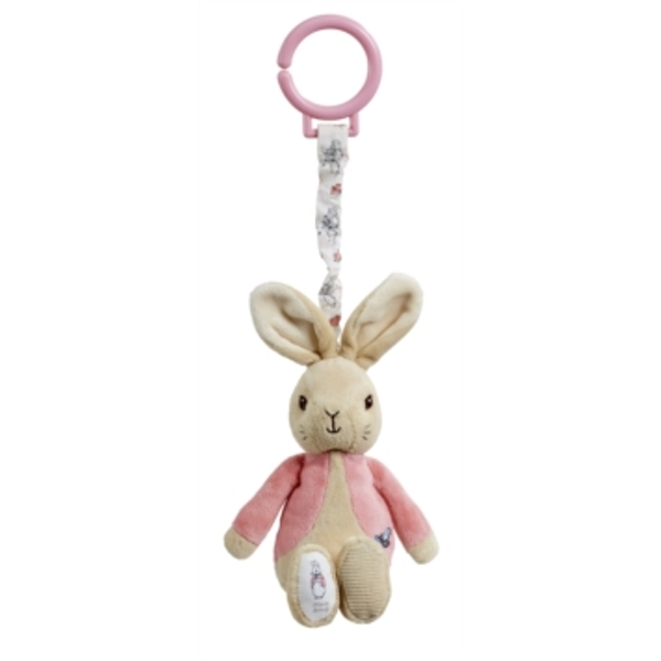 PETER RABBIT FLOPSY JIGGLE ATTACHABLE TO