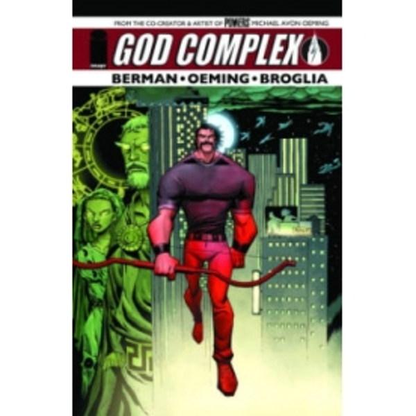 God Complex Complete Collection TP